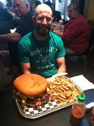 Challenge Guys The Challenge S Burger Bar