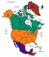 map of canada and usa map of canada and the us major tourist attractions maps