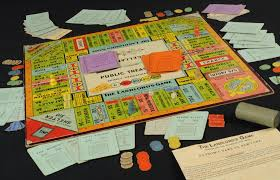 monopoly goes corporate monopoly board and