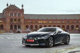 lexus lc 500 competition lexus lc500 2017 first drive with video cars co za