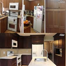 transitional kitchen cabinets for markham richmond hill before and after photo gallery joseph kitchen bath