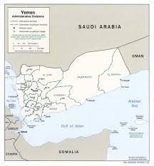 Map Of Yemen Ankara Policy Center Apm