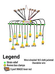 Wire A Chandelier Chandelier Wiring Diagram Wiring Diagram Steamcard Me