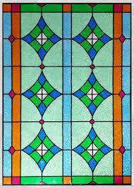 stained glass door windows amazon com stained glass window film door window privacy film