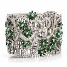 emerald bracelet white gold images 464 best bracelet images charm bracelets diamond jpg