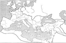 Blank Map Of Greece by Ancient World History