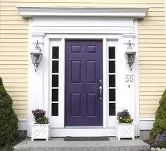 purple front doors purple front door linda holt interiors
