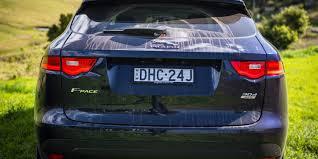 jaguar f pace trunk 2016 jaguar f pace portfolio 30d review caradvice