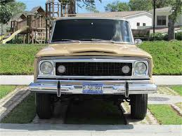 1969 jeep wagoneer classic jeep for sale on classiccars com order lowest
