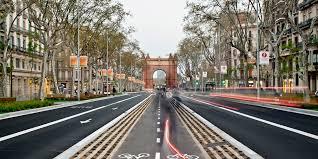 boulevard l n bureau nantes passeig de st joan boulevard by lola domènech landscape