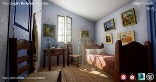 ue4 van gogh s bedroom in arles polycount arlesroom2 jpg 4 5m