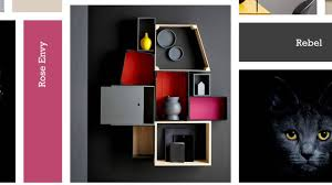colour trends autumn winter 2016 out of the dark interior