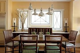 Endearing Gorgeous Dining Room Table Decorations With At
