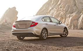 honda civic crowned top car 2012 honda civic si long term update 3 motor trend