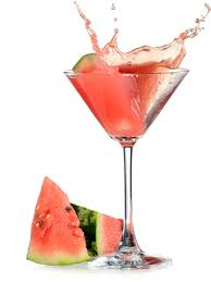 watermelon martini coconut watermelon cocktail bucks happening