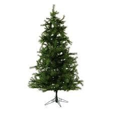 artifical christmas trees fraser hill farm 7 5 ft unlit noble fir artificial christmas tree