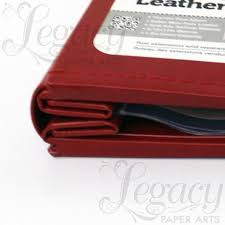 leather bound scrapbook 12 x 12 album post bound classic leather scrapbook by we r