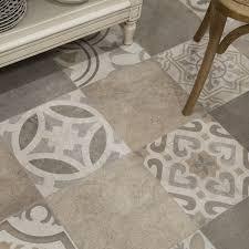 Floor And More Decor Somertile 13 125x13 125 Inch Asturias D Cor Jet Mix Ceramic Floor