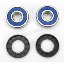 all balls front wheel bearing and seal kit 25 1382 cruiser