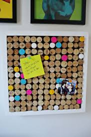 Kitchen Message Board Ideas by Flexible Diy Projects You Can Make With Cork Boards