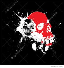 halloween scary background halloween halloween skull stock illustration i1472495 at