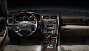 hyundai xg description of the model photo gallery modifications