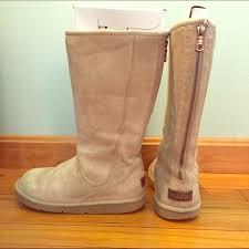 womens ugg knightsbridge boots 70 ugg shoes australia knightsbridge back zip camel ugg