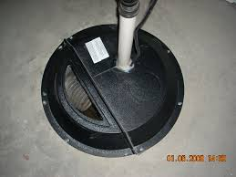 basement toilet pump system