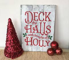 deck the halls decorations rainforest islands ferry