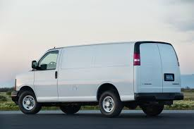 gmc savana and chevrolet express 1500 vans quietly dropped for 2015