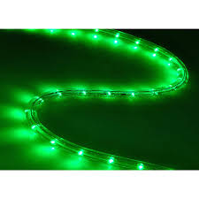 150 led rope light 110v 2 wire party home christmas outdoor xmas 150 039 led rope light 110v 2 wire