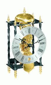 mechanical desk clock mechanical mantel desk suburban clock in berea ohio since 1953