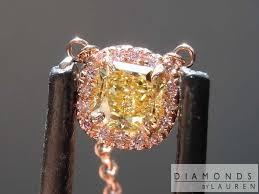 yellow diamonds necklace images Pink lemonade diamond necklace yellow diamonds pink diamonds jpg