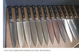 couteaux de cuisine sabatier couteaux forgés d office sabatier clepsydre
