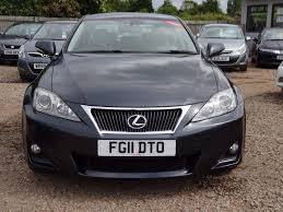 lexus is220d turbo upgrade used grey lexus is 200d for sale cambridgeshire