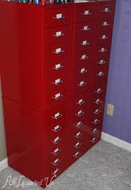 Nail Varnish Cabinet Makeup Wars Storage Wars All Lacquered Up