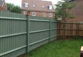 fence best garden fence favored best garden fence paint