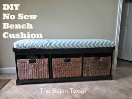 Leather Bench Seat Cushions Best 25 Bench Seat Cushions Ideas On Pinterest Cushion For