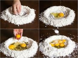 membuat mie sendiri tanpa mesin cuma butuh 4 bahan saja kamu pun bisa bikin mie sendiri begini caranya