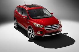 Ford Escape Mileage - 2017 ford escape first look review motor trend