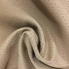 Wool Drapery Fabric Diamond Pattern Fabric Upholstery And Drapery Discounted