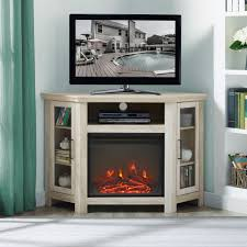 Corner Tv Stands With Electric Fireplace by Corner Tv Stand With Electric Fireplace For My Home Pinterest
