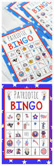Halloween Bingo Free Printable Cards by Patriotic 4th Of July Bingo Game