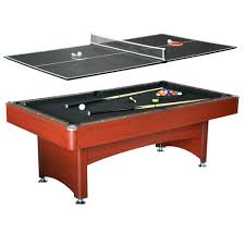 tournament choice pool table hathaway bristol 7 ft pool table with table tennis top bg4023 the