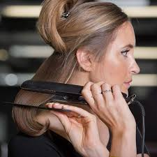 root drag hair styles 9 ways to use straightening irons new hairstyles using ghd stylers