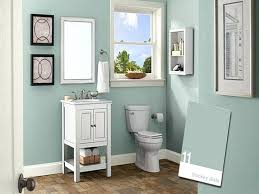 Bathroom Paint Colours Ideas Best Colours For A Small Bathroom Bitzebra Club