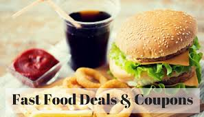 food coupons fast food coupons
