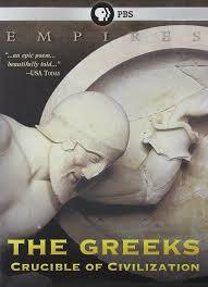 amazon com empires the greeks crucible of civilization
