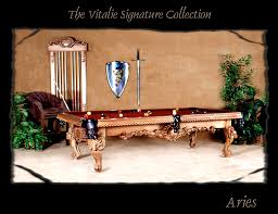 Peter Vitalie Pool Table by Fayetteville Billiards Supply
