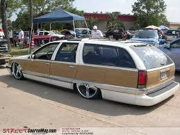 slammed buick cusstom com custom impala ss caprice wagon and